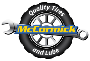 McCormick Quality Tires and Lube Logo